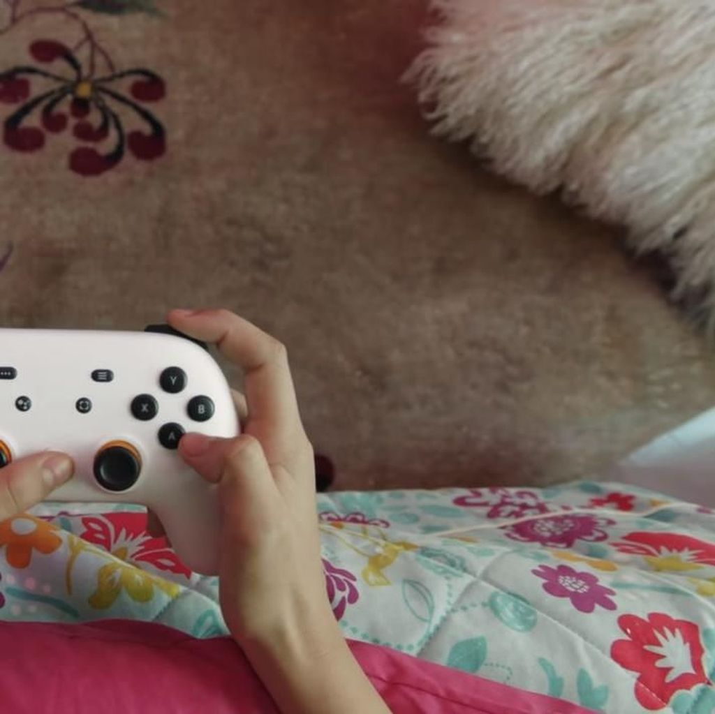 Ribuan Developer Game Kepincut Google Stadia