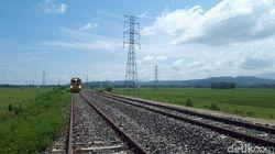 Progres Terkini Pembebasan Lahan Proyek Kereta Trans Sulawesi