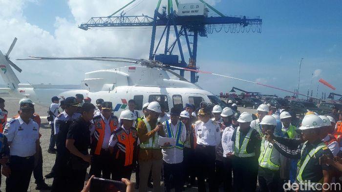 Makassar New Port/Foto: Eduardo Simorangkir