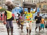 Siklon Mozambik, 600 Ribu Orang Terdampak Termasuk Warga Indonesia