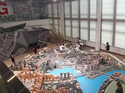 Lihat Singapura Versi Mini di Sini