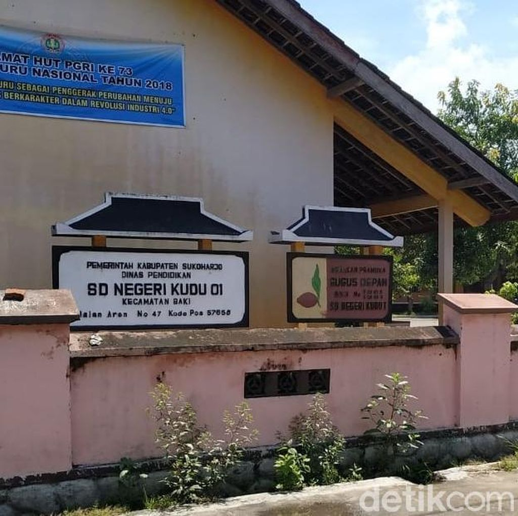 Viral SD Negeri di Sukoharjo Harus Dukung 01 dan 02