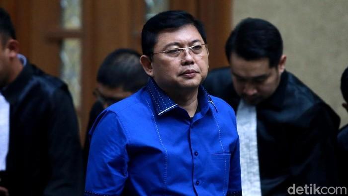 Pengacara Lucas divonis 7 tahun penjara dan denda Rp 600 juta subsider 6 bulan kurungan penjara terkait kasus perintangan Eddy Sindoro.