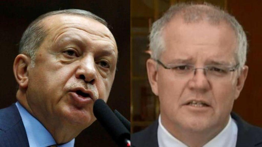 Terkait Teror Christchurch, Australia-Turki Alami Ketegangan Diplomatik