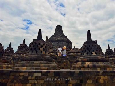 Sudah ke Candi Borobudur Belum?