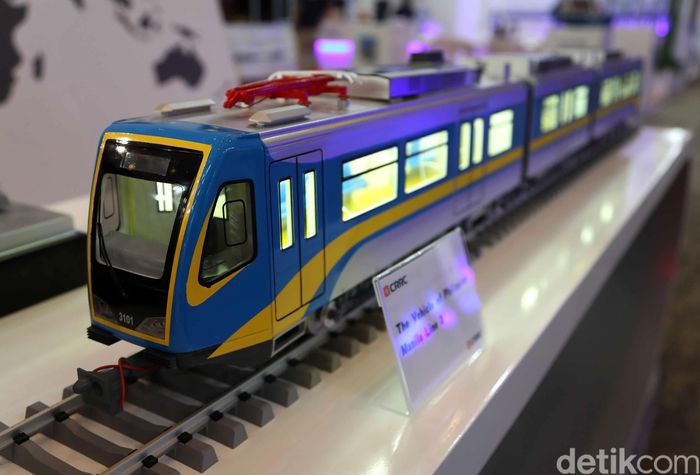 Pameran otomotif dan teknologi kereta terbesar se-ASEAN berlangsung mulai Rabu (20/3/2019) di JIExpo, Jakarta. Dua acara itu adalah RailwayTech Indonesia dan INAPA (Indonesia International Auto Parts)