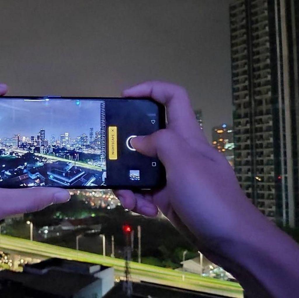 Tips Hasilkan Foto Malam Tanpa Blur