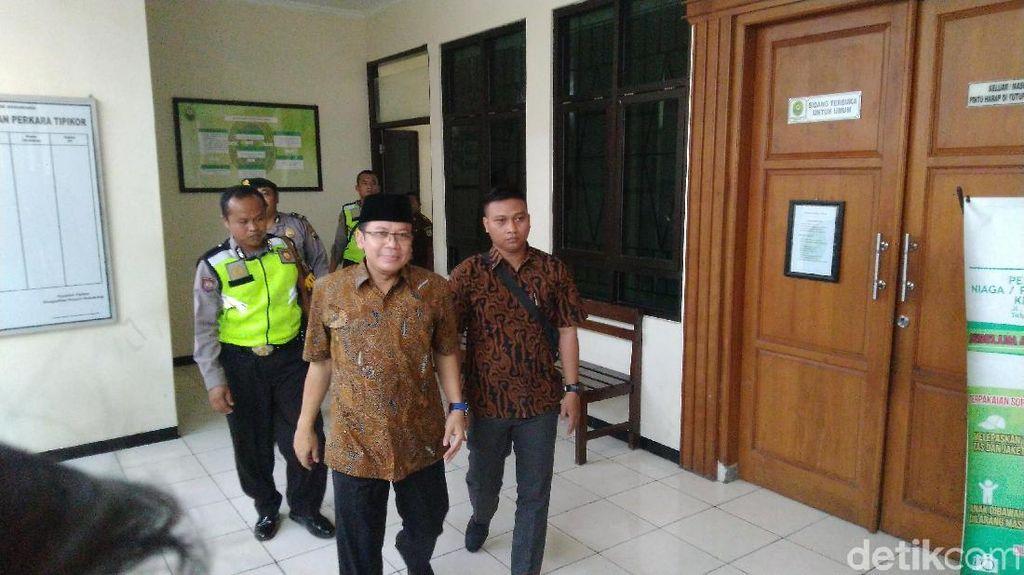 Ketua PAN Jateng ke Taufik Kurniawan Saat Antar Suap: Mas, Ada Titipan