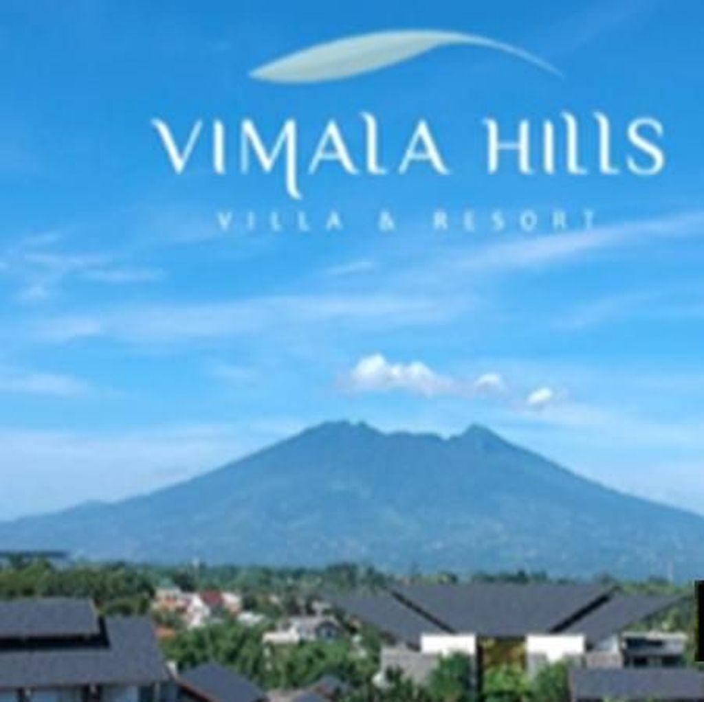 Vimalla Hills, Ikon Kawasan Puncak yang Hadirkan Hunian Ala Resor