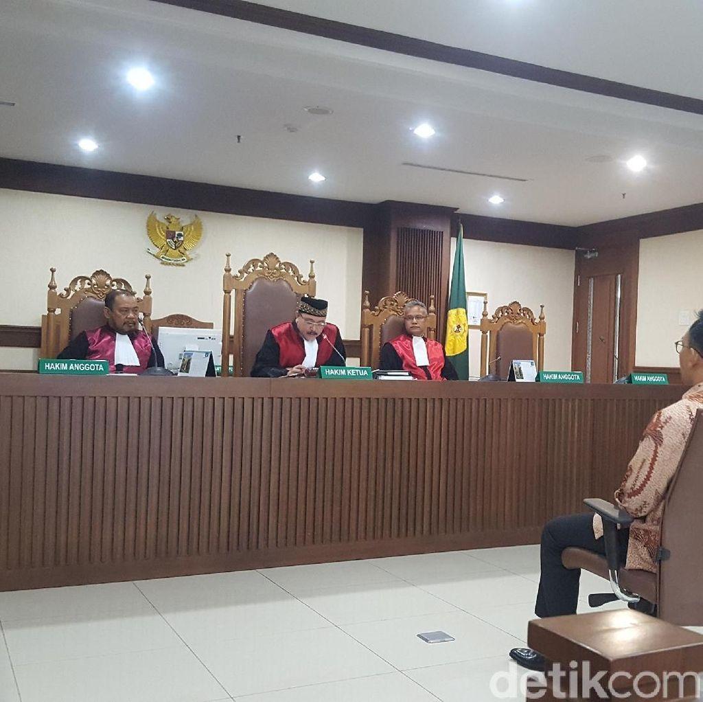 Eks Manajer PT HK Didakwa Rugikan Negara Rp 56,9 M di Proyek IPDN