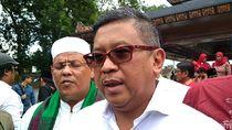 Tak Masalahkan Survei Kompas, Hasto Minta Masyarakat Percaya Jokowi