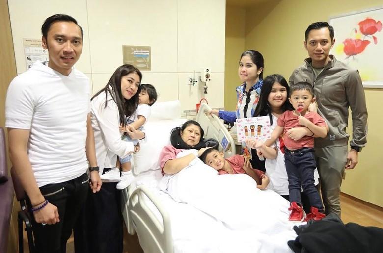 Demokrat: Kondisi Ani Yudhoyono Masih Ditangani Dokter di ICU