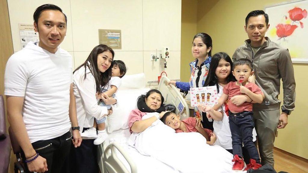 Kedekatan Annisa Pohan dan Ani Yudhoyono Seperti Ibu dan Anak Kandung