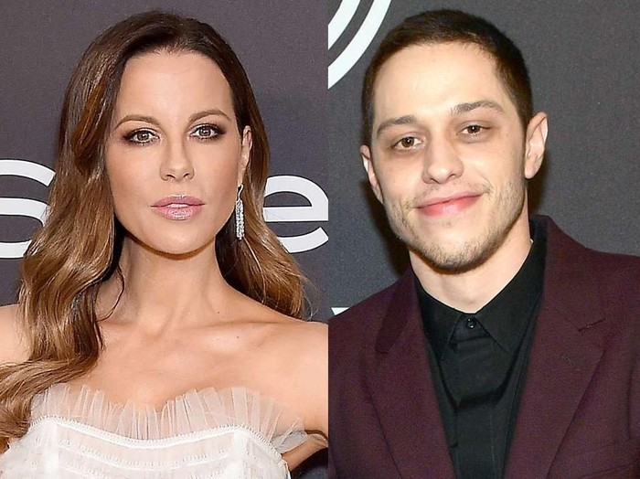 Kate Beckinsale dan Pete Davidson putus cinta. Foto: dok. Getty Images