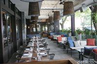 Bersantap Ditemani Suasana Industrial New York di Vong Kitchen Jakarta