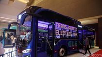 Pabrik Bus Listrik Anak Bangsa Sanggup Produksi 100 Unit per Bulan