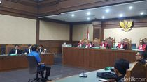 Kasus Perintangan Eddy Sindoro, Lucas Divonis 7 Tahun Bui