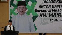 Maruf Amin: Intoleran Bisa dari Mana Saja, Harus Kita Lawan!