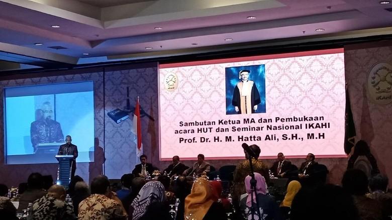 Ketua MA Ingatkan Para Hakim Jaga Integritas dan Kode Etik