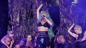 Madonna Tampil Enerjik di London
