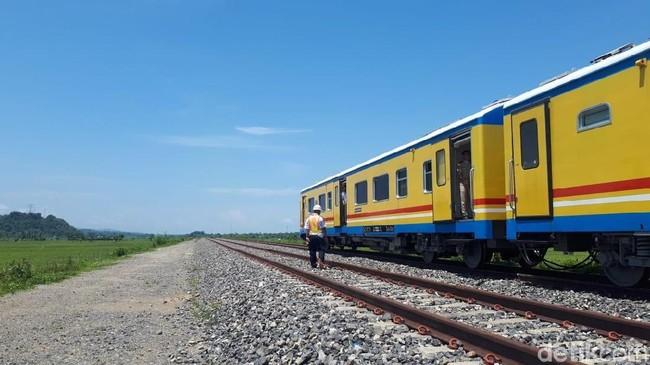 Kereta Trans Sulawesi: Makassar-Parepare/Foto: Eduardo Simorangkir