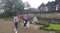 Super Junior dan TVXQ Datangi Aneka Tempat Wisata di Yogyakarta