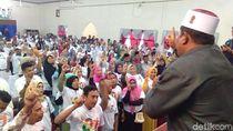 Relawan Nawacita di Lhokseumawe Deklarasi Dukung Jokowi-Maruf