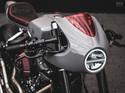 Moge Berjubah Cafe Racer, Terinspirasi dari Harley-Davidson Lawas