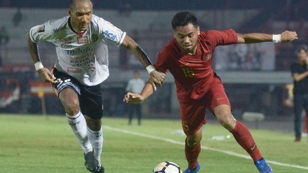 Saddil Ramdani saat ini merumput bersama Pahang FA. (