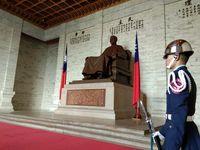 Belajar Sejarah Perang Sipil China di Chiang Kai-shek Memorial Hall