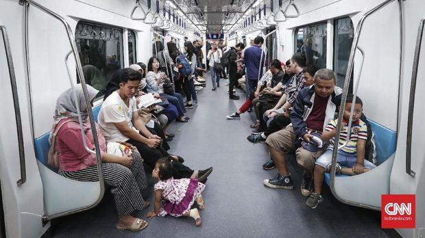 Asa kepada MRT dan Pesimisme Tekan Kemacetan Ibu Kota