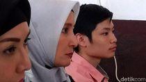 Ekspresi Inneke Koesherawati Saat Suami Divonis 3,5 Tahun Penjara