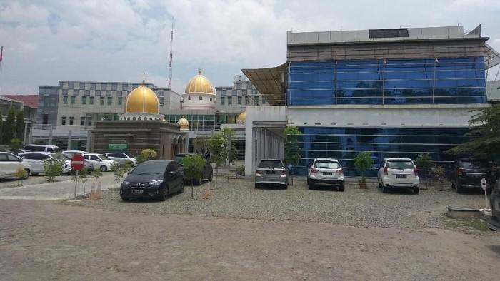 Gedung Kanwil Kemenag Aceh