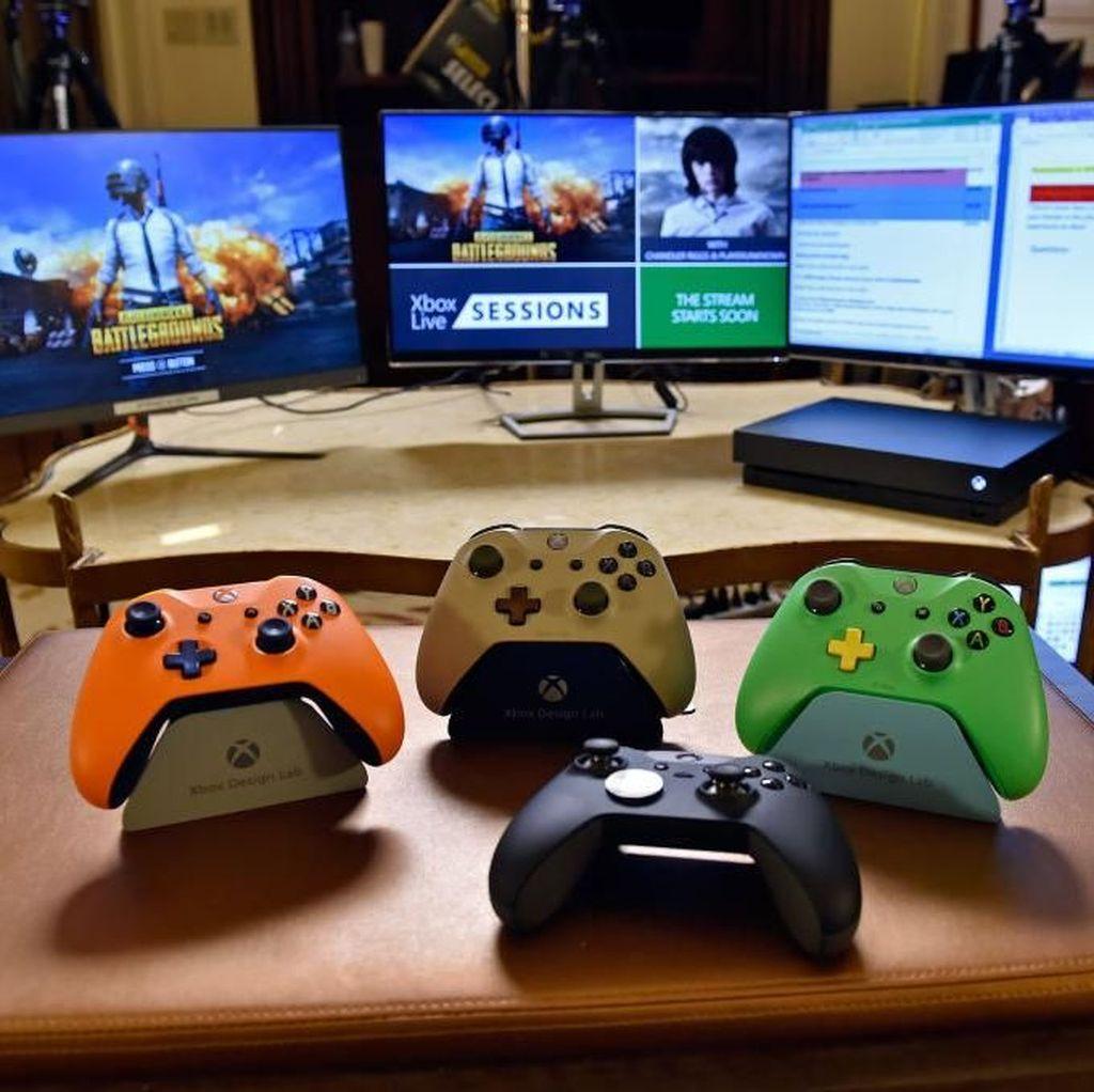 Microsoft Pamer Fitur Platform Cloud Gaming xCloud