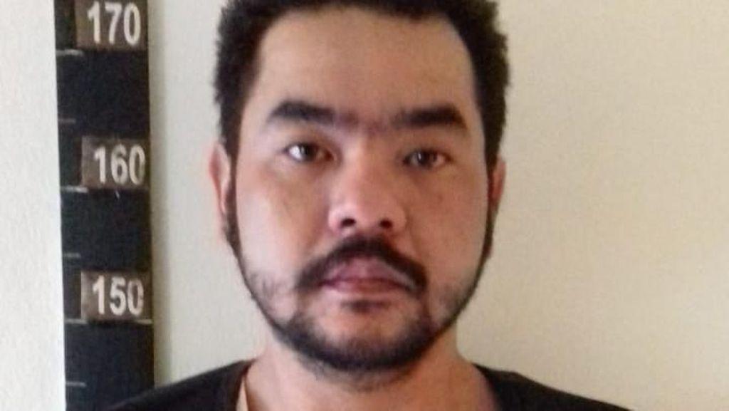 Michael Reza Ditangkap Transaksi Sabu di Tempat Karaoke di Cilandak