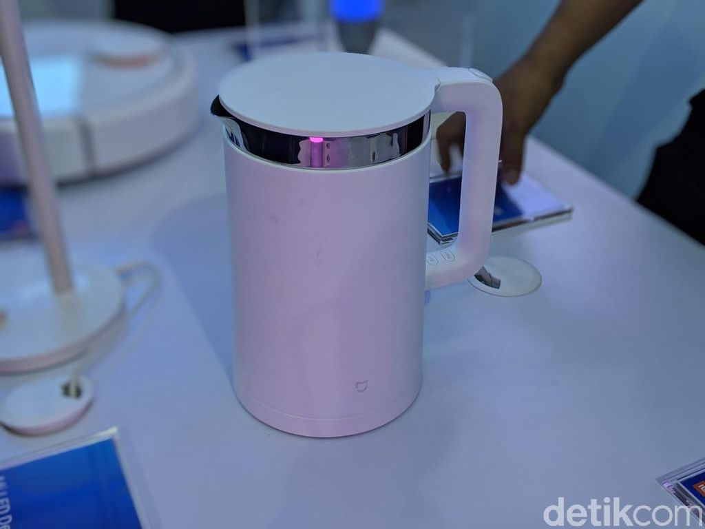 Ini Mi Smart Kettle. Foto: Adi Fida Rahman/detikINET
