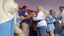 Sandi di Kampung Melayu: OK OCE Sumbang Rp 350 M untuk Ekonomi DKI
