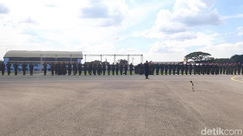 Wiranto Gelar Apel Pengamanan Pemilu Bareng TNI-Polri Besok
