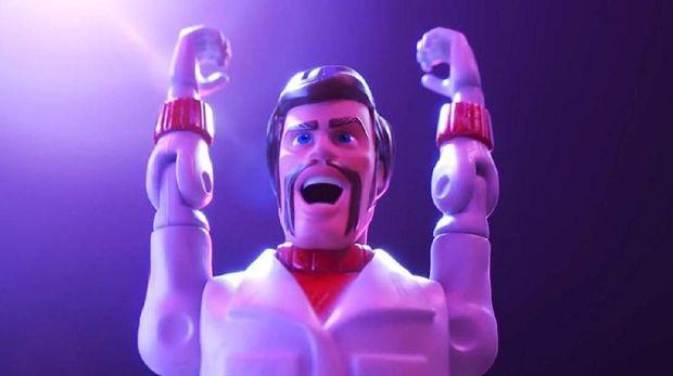 Ini Karakter Keanu Reeves di 'Toy Story 4'