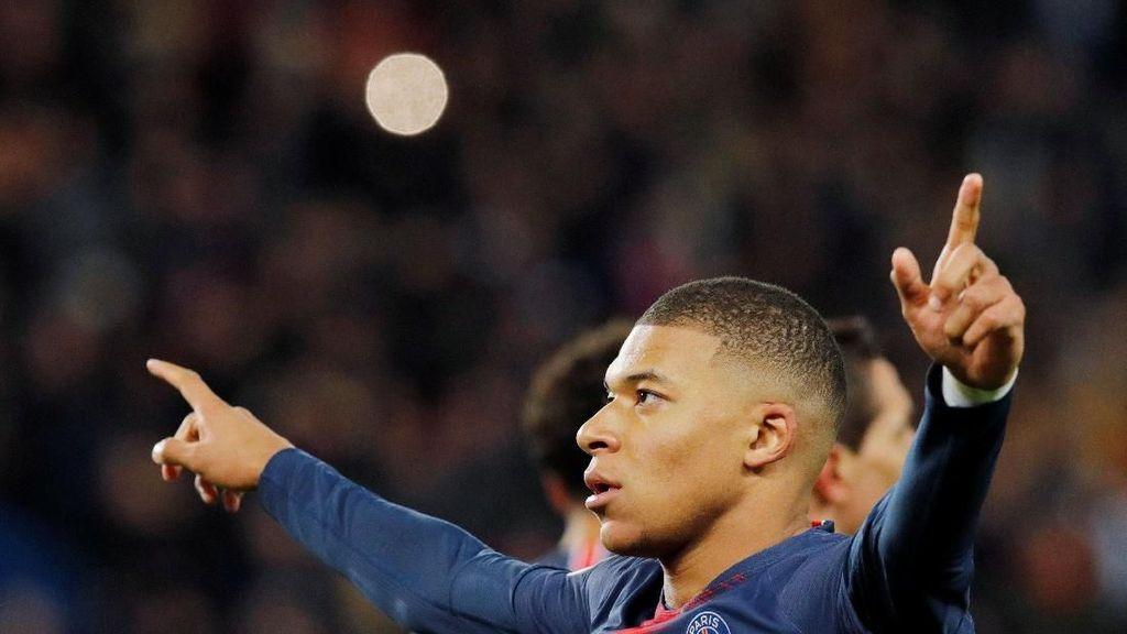 Rumor Transfer: Incar Mbappe, Madrid Siapkan Rp 6,2 T