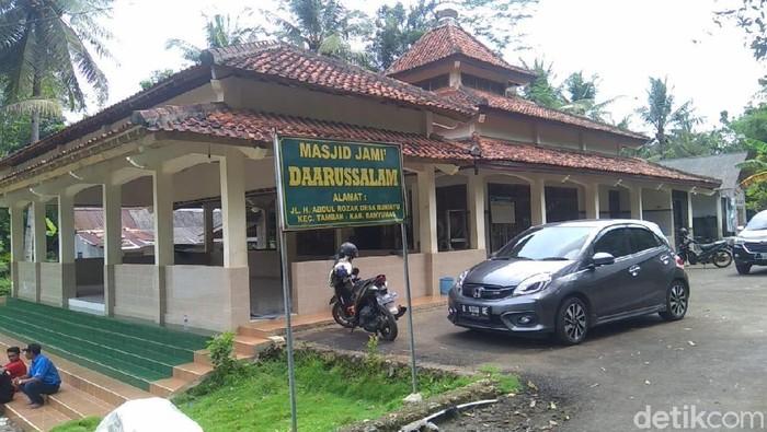 Masjid Daarussalam, Banyumas. Foto: Arbi Anugrah/detikcom