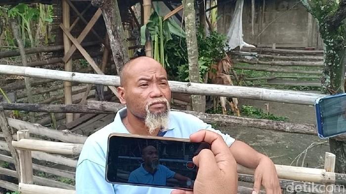 Agung Sukoco alias Pak Ndul (Foto: Sugeng Harianto)