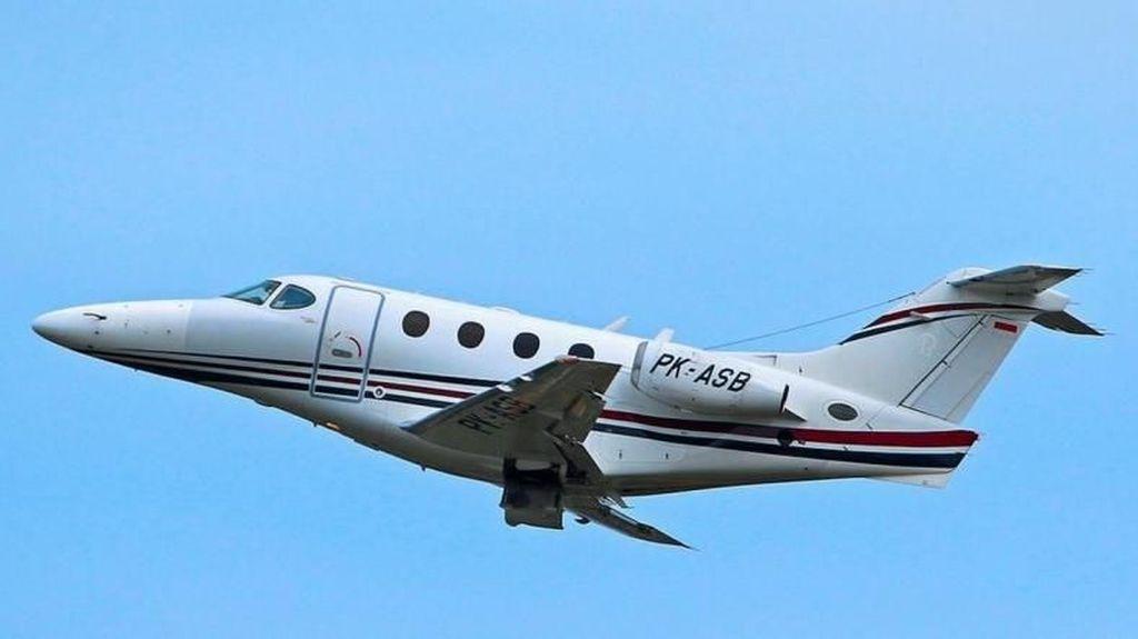 Foto: Pesawat Jet Pribadi Buatan Inggris Langganan Syahrini