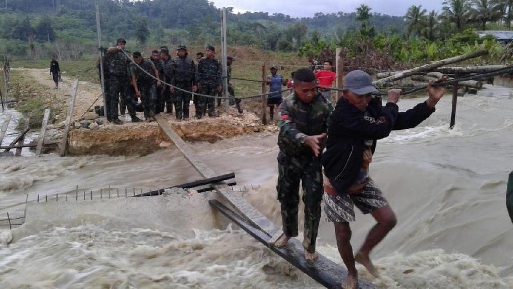 Di Balik Terjadinya Banjir Bandang Sentani dari Satelit