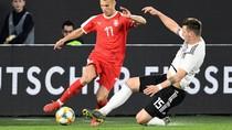 Hasil Laga Persahabatan: Sempat Tertinggal, Jerman Ditahan Serbia 1-1