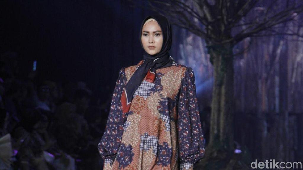 Dulu Gamis Nagita Slavina, Kini Baju Lebaran Seperti Ini Tren di Tanah Abang