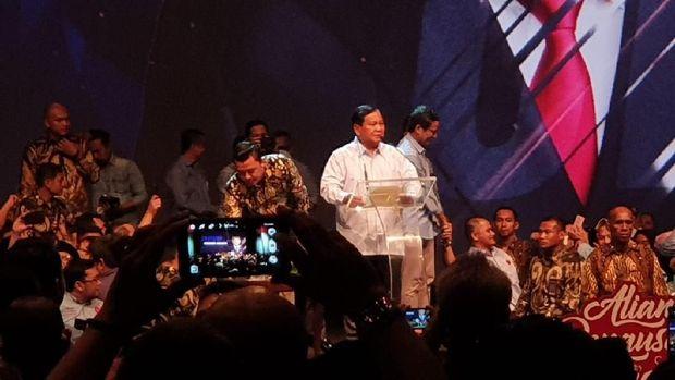 Prabowo Ungkap Kriteria Menteri Dalam Kabinetnya