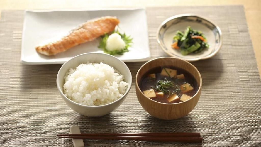 Ini Menu Sarapan Tradisional Orang Jepang yang Bikin Tubuh Sehat dan Berenergi