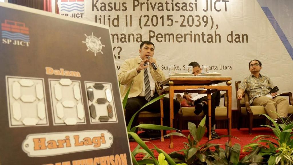 Privatisasi JICT Jilid II, Kemana Pemerintah dan KPK?