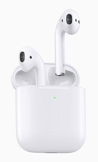 Apple AirPods Generasi Kedua Dirilis, Harganya?